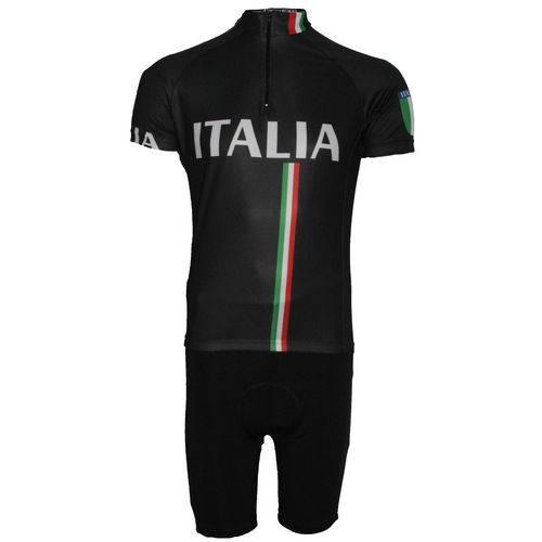 Kit Bermuda e Camisa Pro Tour Seleção Itália 2017