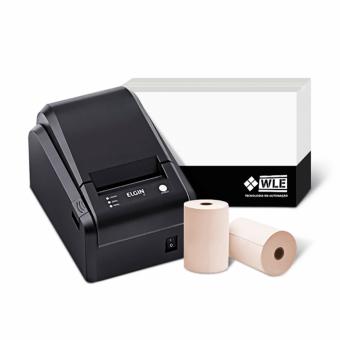 Kit Bobina 80X40+Impressora Elgin I7 USB | Automação Global