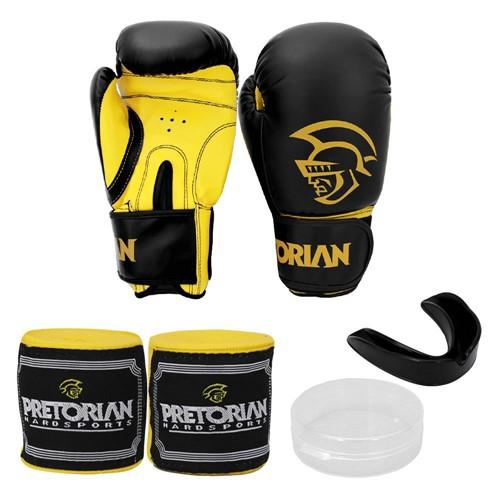 Kit Boxe Pretorian First 12 Oz | Botoli Esportes