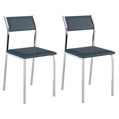 Kit 2 Cadeiras Carraro- 1709
