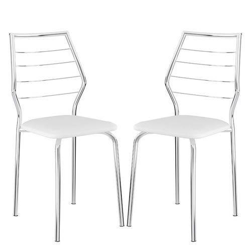 Kit 2 Cadeiras Carraro 1716