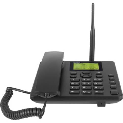 Kit Celular Fixo Gsm Rural Intelbras Cfa5022 (Dual Chip Antena Dual 17dbcabo)