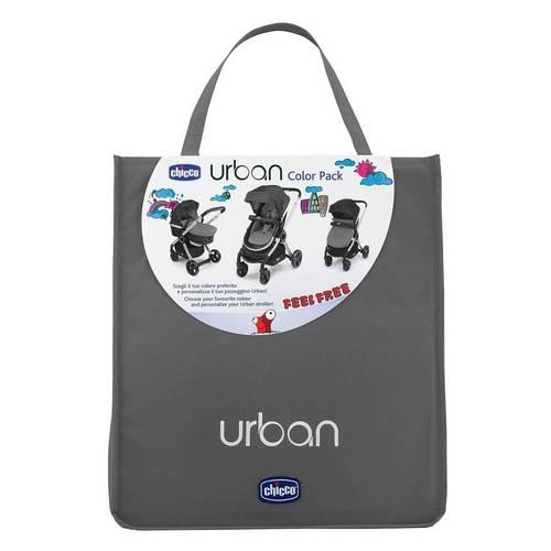 Kit Chicco Color Pack para Carrinho Urban - Anthracite