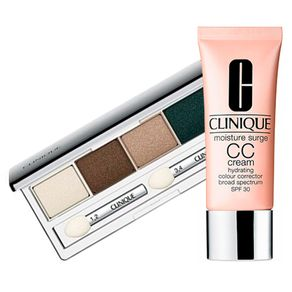 Kit Clinique Moisture Surge All About Shadow (2 Produtos) Conjunto