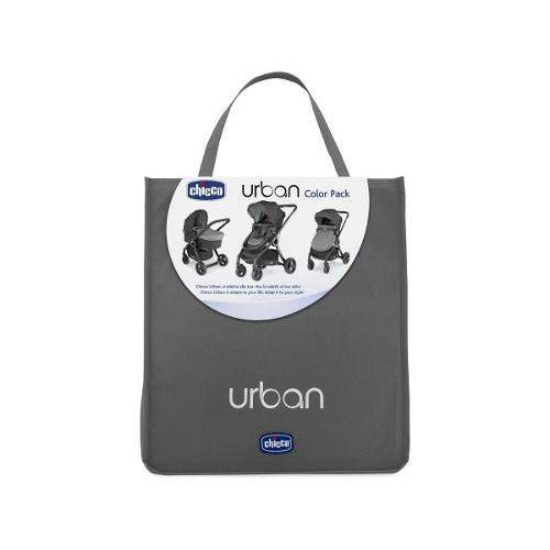 Kit Color Pack para Carrinho Urban Plus Chicco - Anthracite