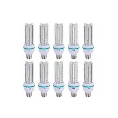 Kit com 10 Lampadas de Led 36w
