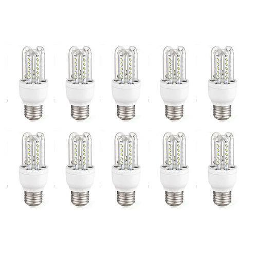Kit com 10x Lampadas de Led 5w