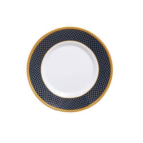 Kit com 6 Pratos 20 Cm Dubai Blue Gourmet Mix