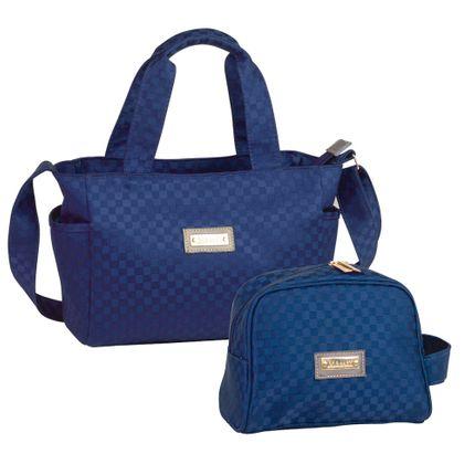Kit com 2 Bolsas - Alice + Necessaire - Paris Marinho - Masterbag