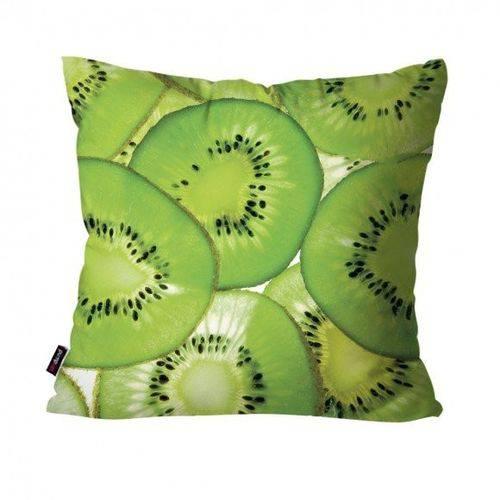 Kit com 3 Capas para Almofadas Decorativas Verde Kiwi