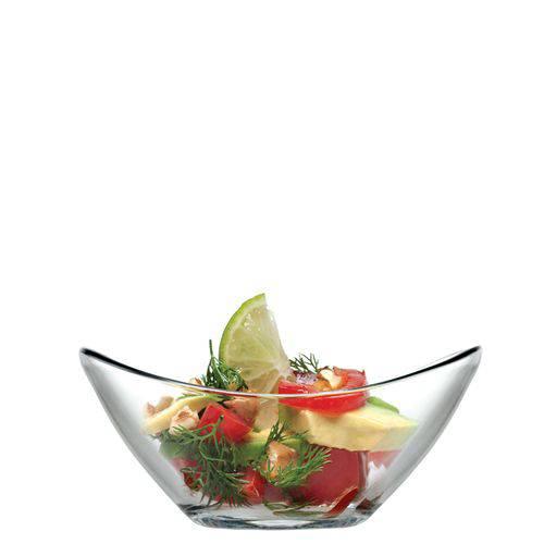 Kit com Mini Saladeiras em Vidro