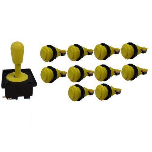 Kit Comando Aegir + 10 Botoes de Nylon