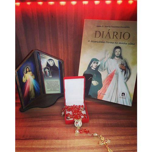 Kit Combo Produtos Santa Faustina