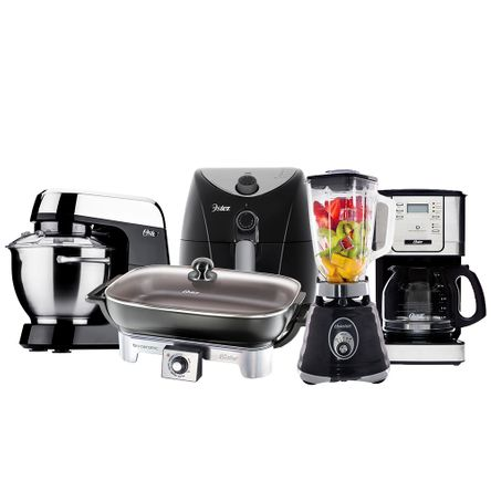 Kit Completo Black Kitchen Oster - 220V