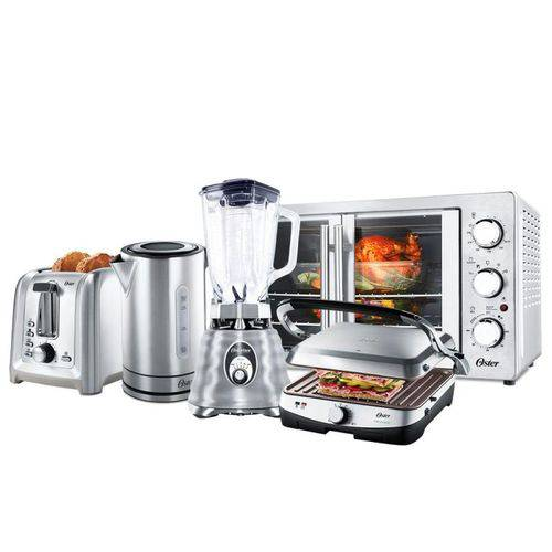 Kit Completo Inox Kitchen Oster 127v