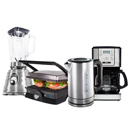 Kit Completo Inox Kitchen Oster II - 220V