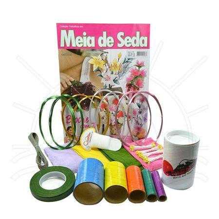Kit Completo para Meia de Seda