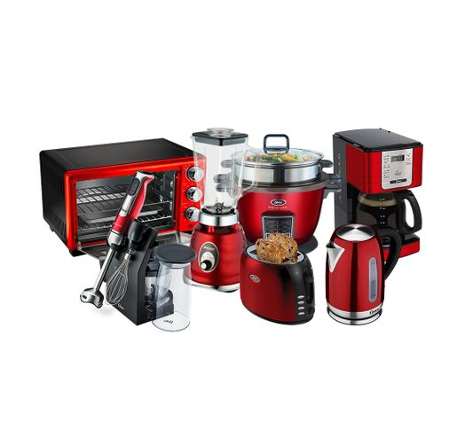 Kit Completo Red Kitchen Oster II - 127V