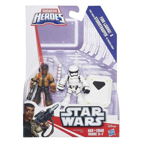 Kit Conjunto Star Wars - Finn e Stormtrooper