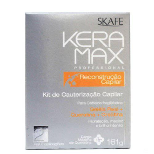 Kit de Cauterização Capilar Keramax 161g
