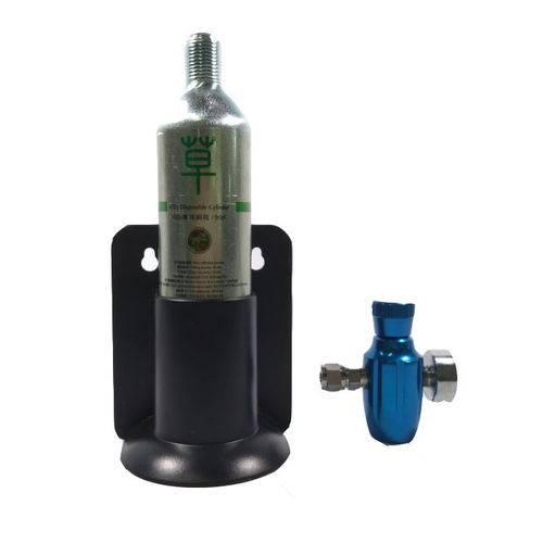 Kit de CO2 com Cilindro de 90g Macro-Aqua MCO-102