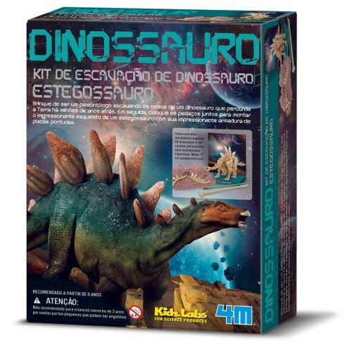 Kit de Escavação 4M - Estegossauro