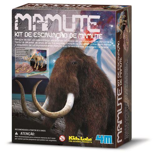 Kit de Escavação 4M - Mamute