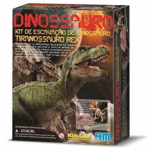 Kit de Escavação - 4m - Tiranossauro Rex