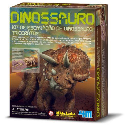 Kit de Escavação 4M - Triceraptor