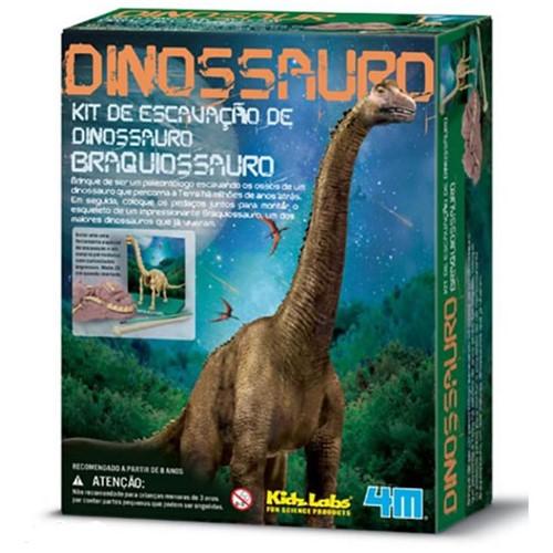 Kit de Escavação - Braquiossauro