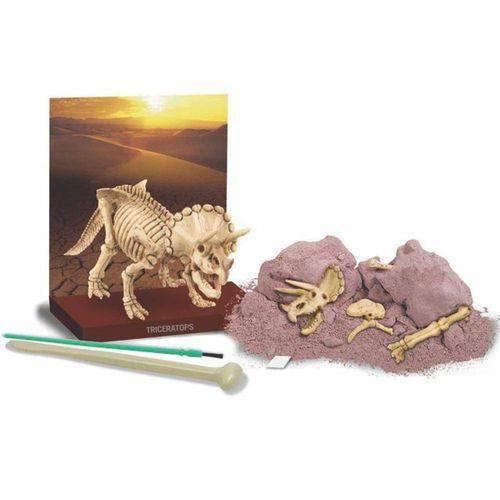 Kit de Escavação 3Dcomex Triceratopos