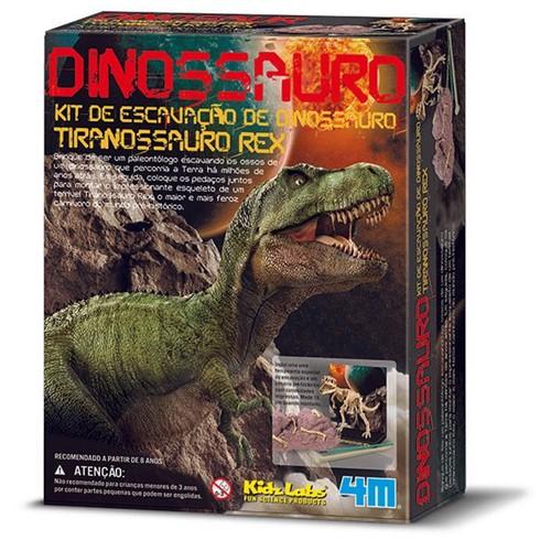 Kit de Escavação - Tiranosauro Rex