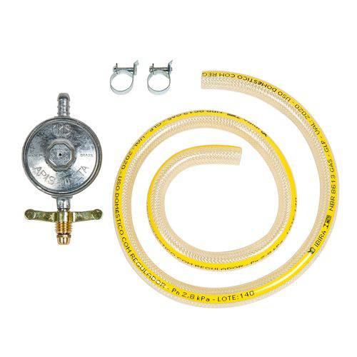 Kit de Instalação Original Piso para Gás de Botijão - W10866789