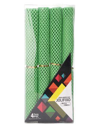 Kit de Jogo Americano Jolitex Verde