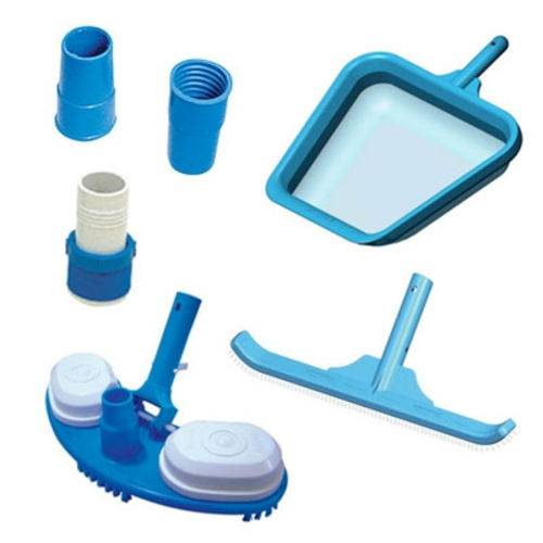 Kit de Limpeza Slim Sodramar para Piscinas