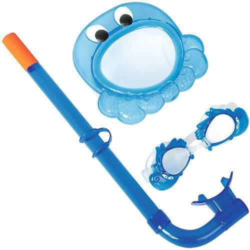 Kit de Mergulho Infantil Bestway 3 Peças