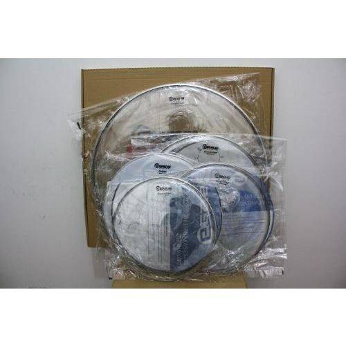 Kit de Peles Adah Double Clear 08/10/12/13/14/16/22