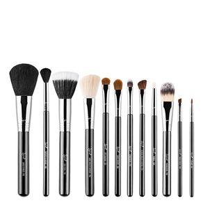 Kit de Pincéis Sigma Beauty Essential (12 Produtos) Conjunto