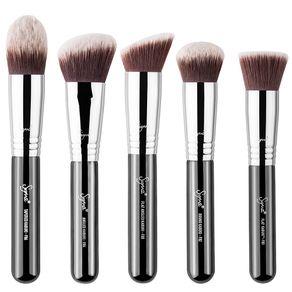 Kit de Pincéis Sigma Beauty Sigmax Kabuki (5 Produtos) Conjunto