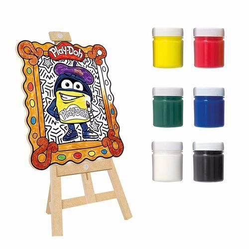 Kit de Pintura Meu Pequeno Artista Play-Doh 8005-9