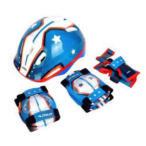 Kit de Proteção Infantil Atrio Masculino Multilase