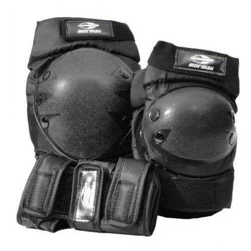 Kit de Proteção Mormaii para Esportes Radicais Tamanho P