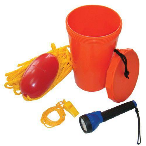 Kit de Segurança para Embarcações
