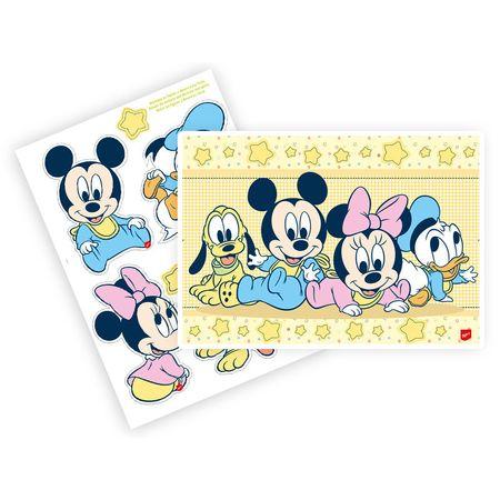 Kit Decorativo Baby Disney