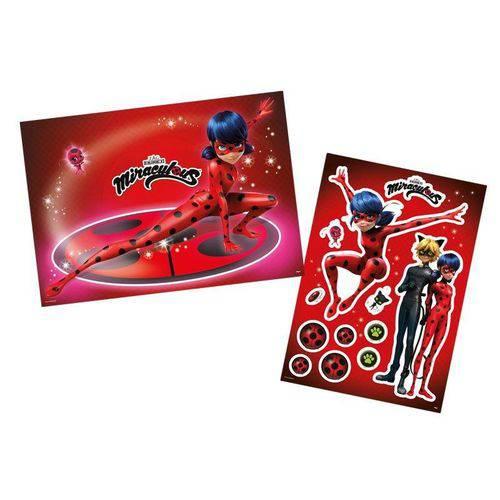Kit Decorativo Ladybug