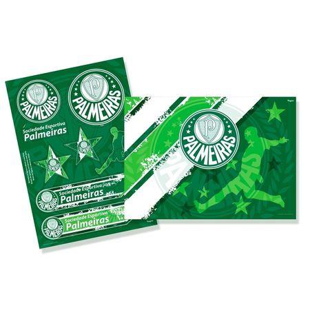 Kit Decorativo Palmeiras