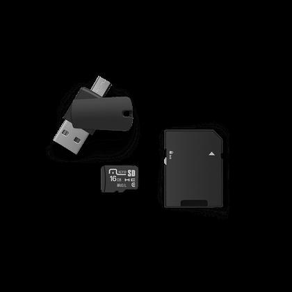 Kit Dual Drive OTG 16 GB Multilaser - MC131 MC131