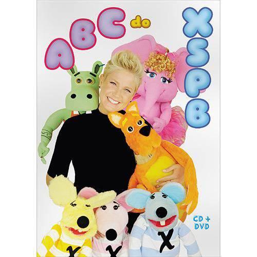 Kit Dvd+cd Xuxa - Xspb 13 o Abc do Xspb