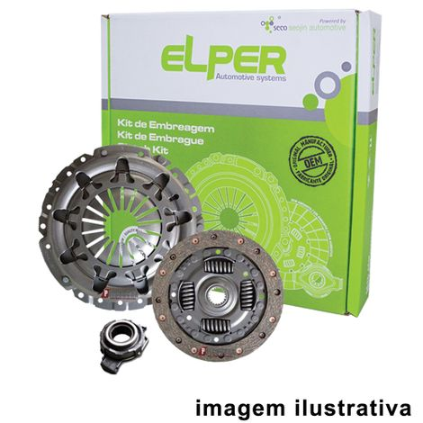 Kit Embreagem - NISSAN MARCH - 2014 / 2019 - 505945 - 70343 9528024 (505945)