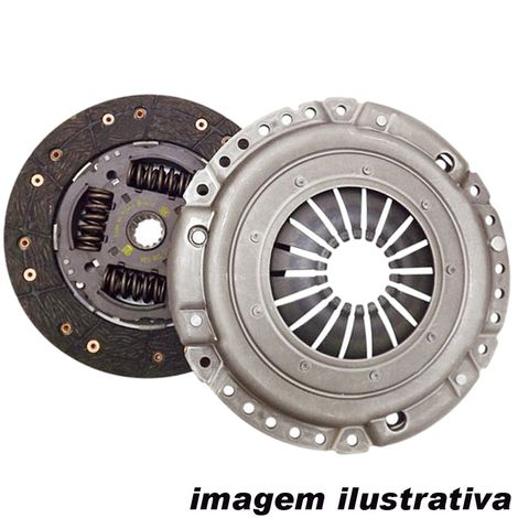 Kit Embreagem - NISSAN LIVINA - 2009 / 2013 - 511958 - 70200 8528039 (511958)
